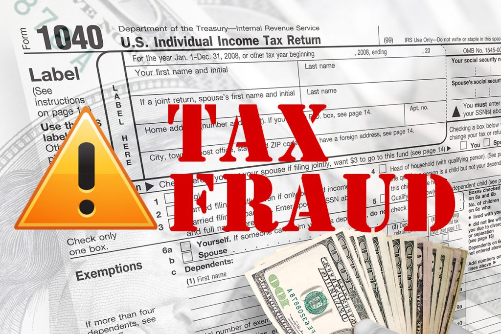Tax Fraud Help